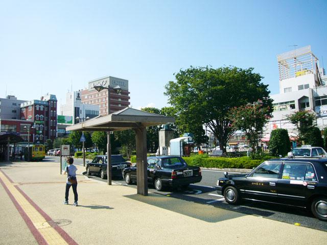 深谷駅のエリア情報2