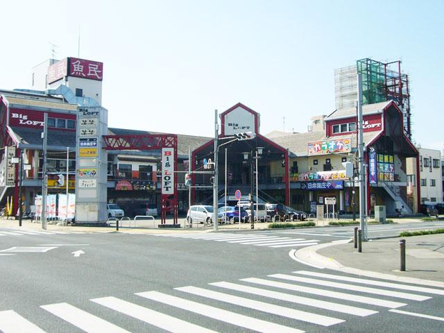 深谷駅のエリア情報7