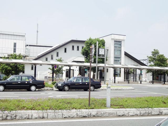 蓮田駅のエリア情報1