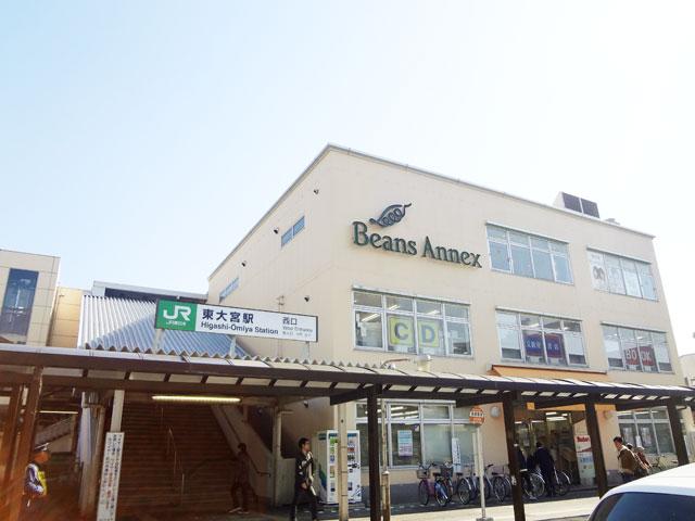 東大宮駅のエリア情報1