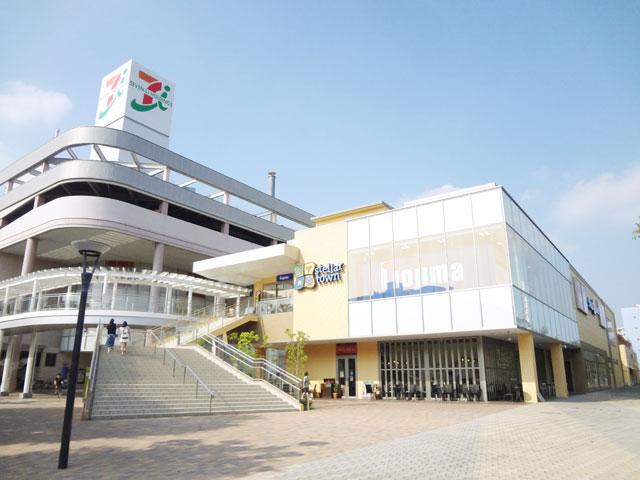 土呂駅のエリア情報2