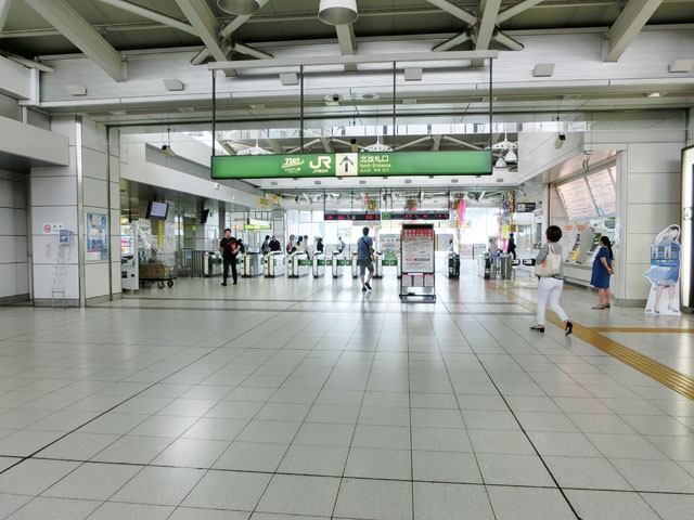 大崎駅のエリア情報1