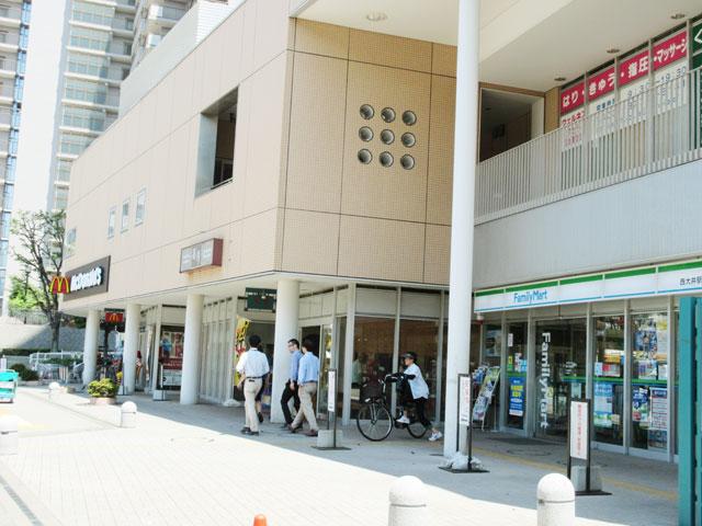 西大井駅のエリア情報3