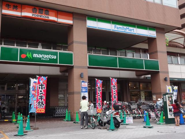 新川崎駅のエリア情報1