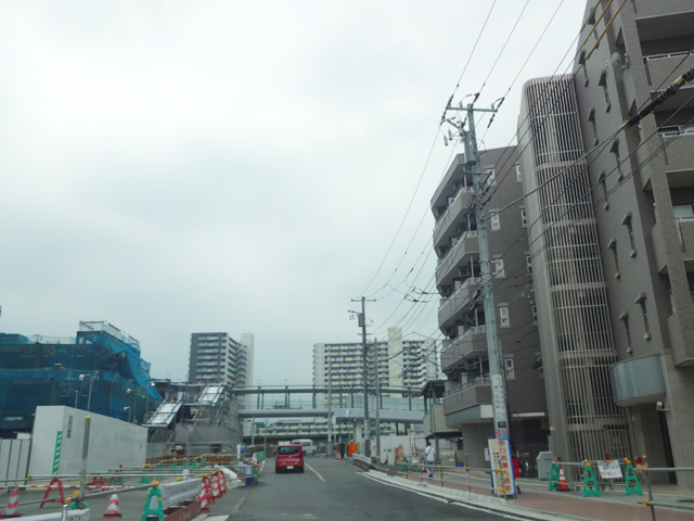 新川崎駅のエリア情報3