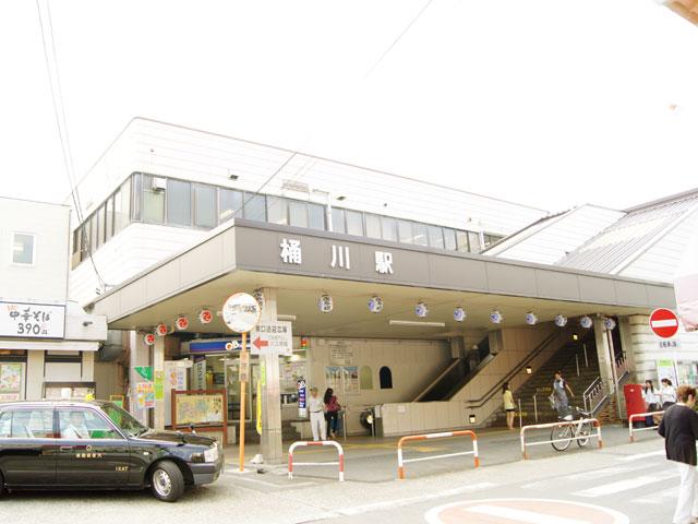 桶川駅のエリア情報1
