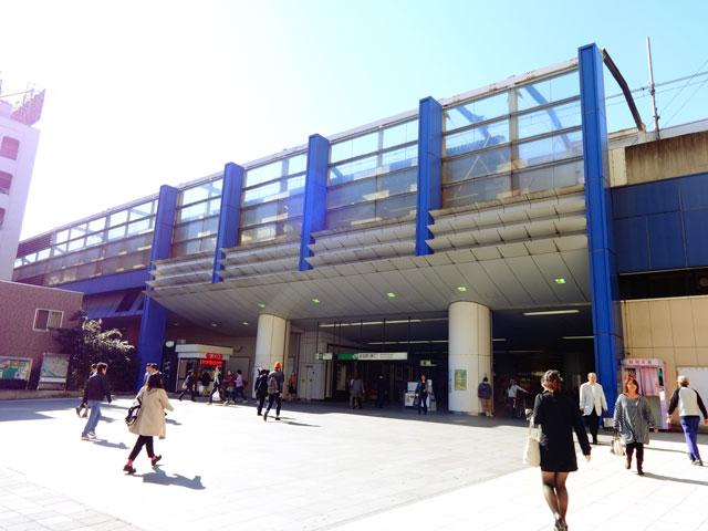 赤羽駅のエリア情報1