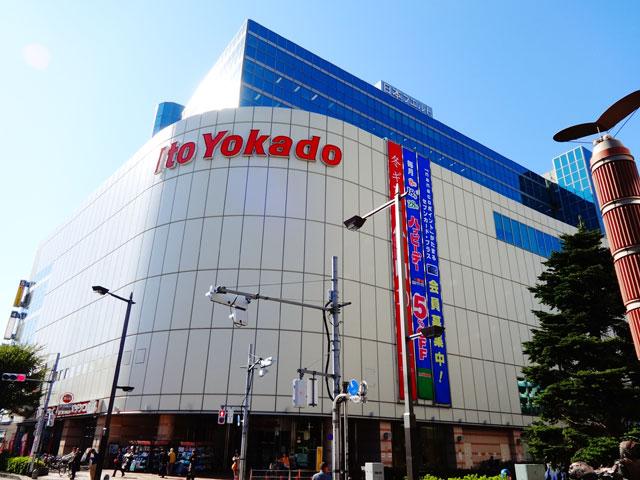 赤羽駅のエリア情報3