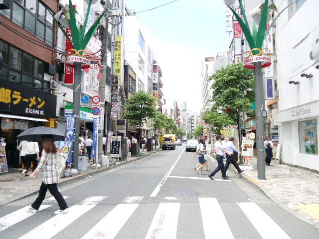 恵比寿駅のエリア情報4