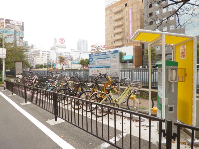 横浜駅のエリア情報1