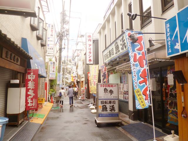 横浜駅のエリア情報2