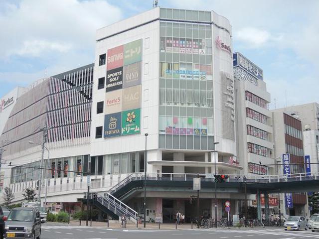 戸塚駅のエリア情報1