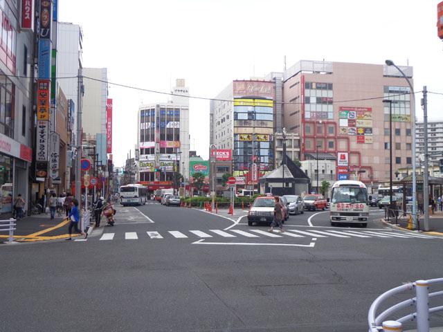 新小岩駅のエリア情報1