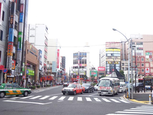 新小岩駅のエリア情報3