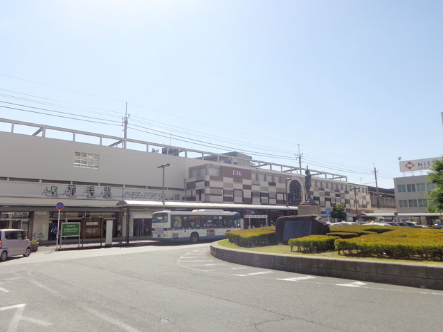 稲毛駅のエリア情報1
