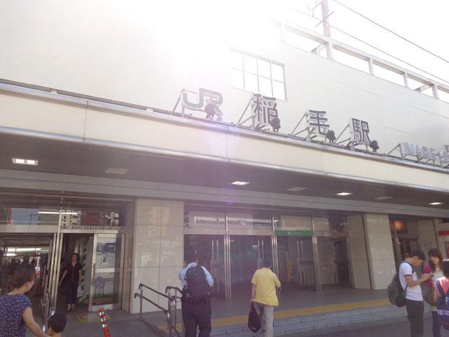 稲毛駅のエリア情報2