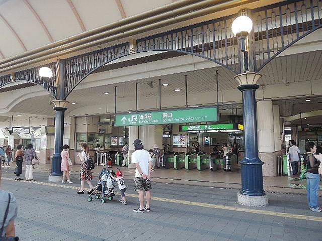 舞浜駅のエリア情報2
