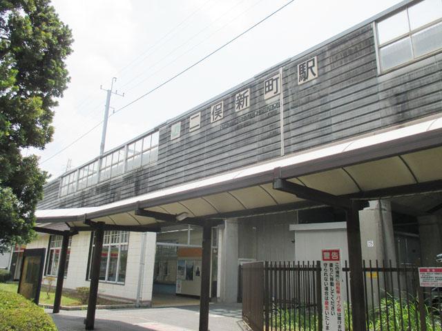 二俣新町駅のエリア情報1