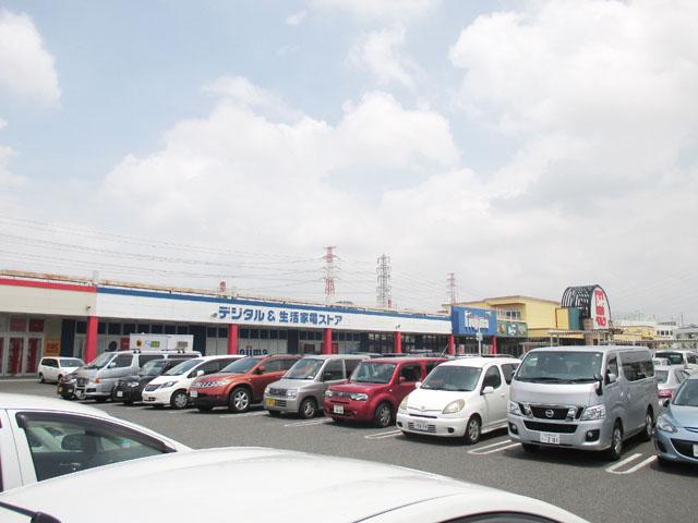 二俣新町駅のエリア情報6