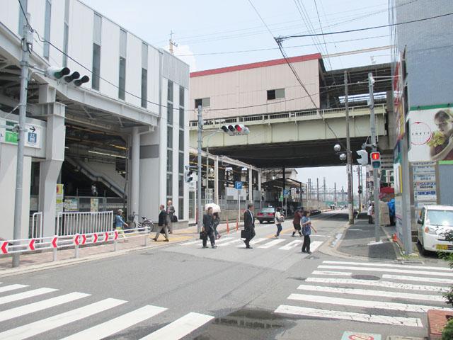 西船橋駅のエリア情報2