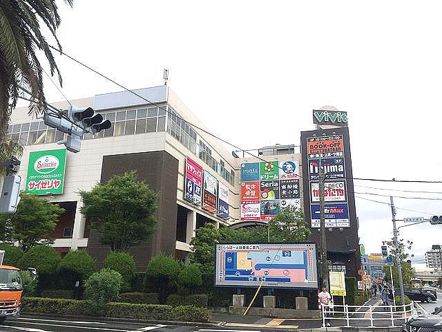 南船橋駅のエリア情報3