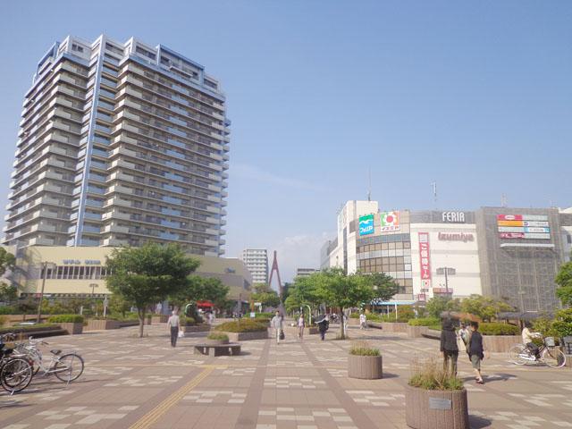 検見川浜駅のエリア情報9