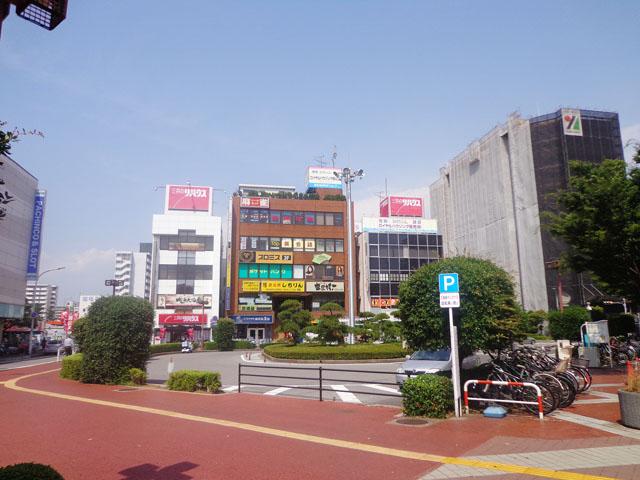 稲毛海岸駅のエリア情報1