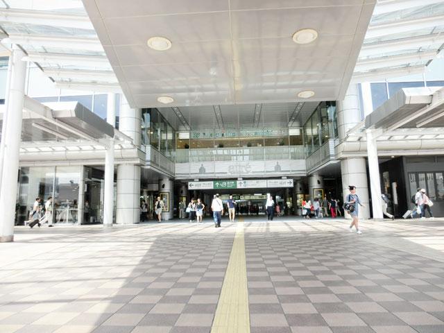 品川駅のエリア情報7