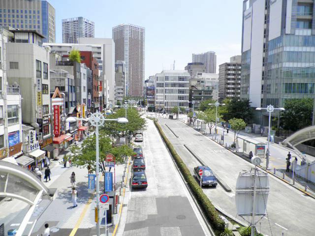 田町駅のエリア情報3