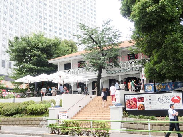 品川駅のエリア情報11