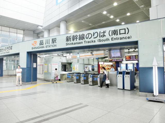 品川駅のエリア情報3