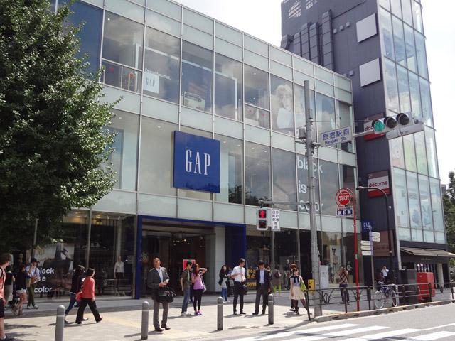 原宿駅のエリア情報6