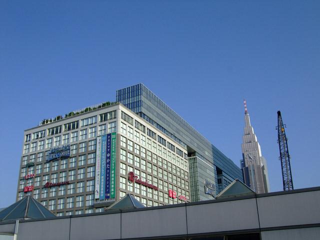新宿駅のエリア情報4