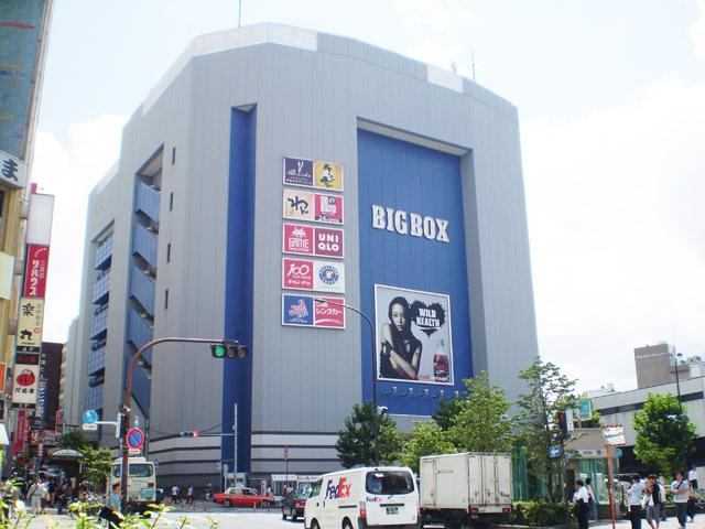 高田馬場駅のエリア情報2