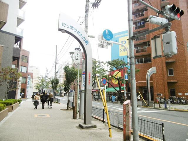 日暮里駅のエリア情報6
