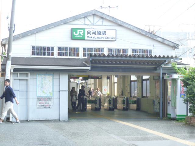 向河原駅のエリア情報1