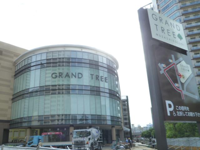 武蔵小杉駅のエリア情報1