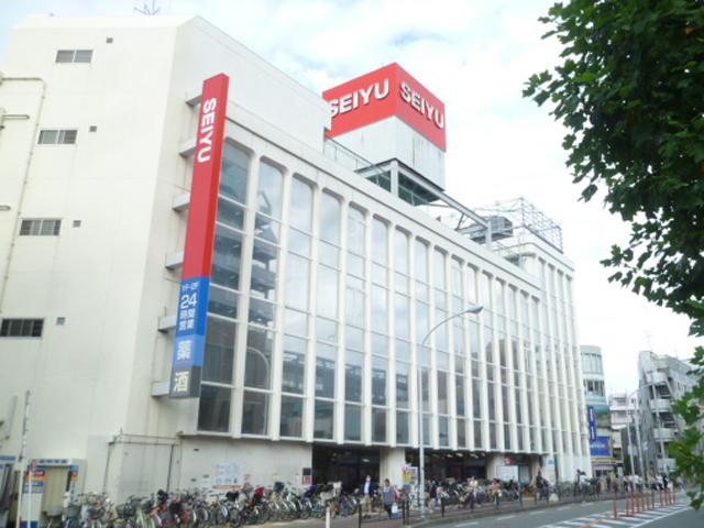 武蔵新城駅のエリア情報3