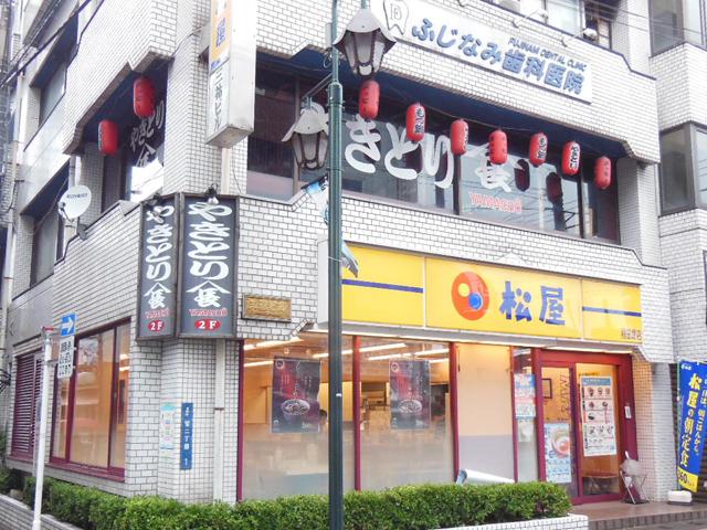 稲田堤駅のエリア情報7
