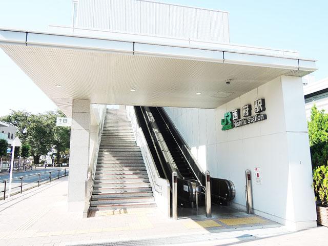 西府駅のエリア情報1