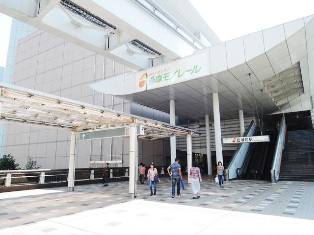 立川駅のエリア情報3