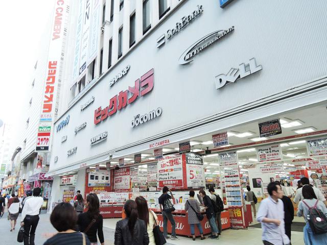 立川駅のエリア情報9