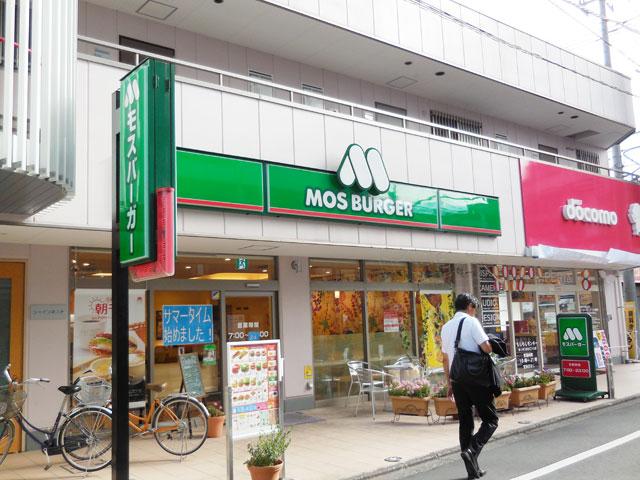 新秋津駅のエリア情報11