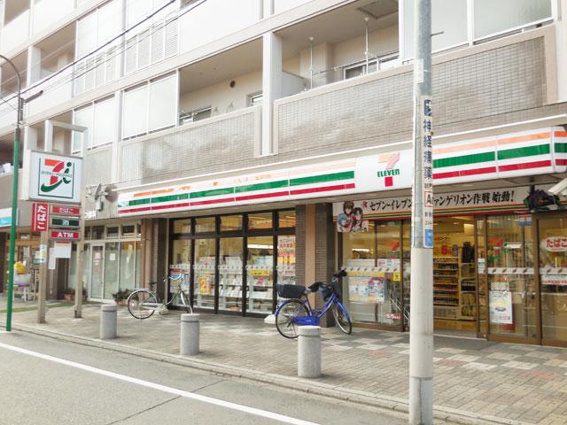 新秋津駅のエリア情報3