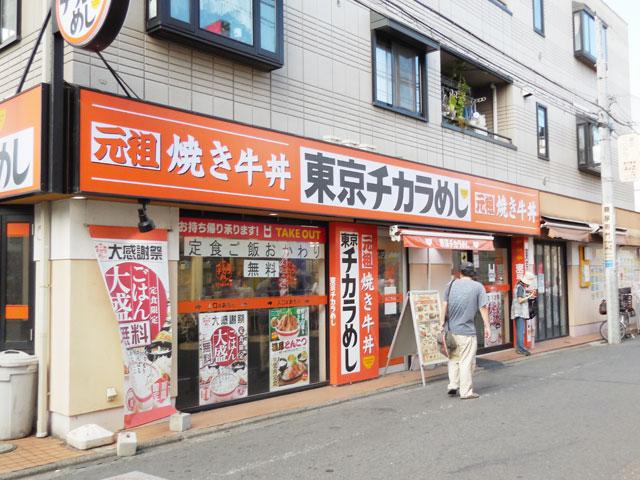 新秋津駅のエリア情報4