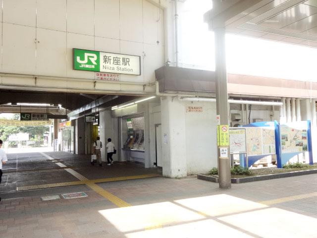 新座駅のエリア情報1