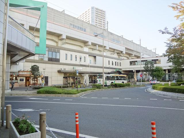 武蔵浦和駅のエリア情報1
