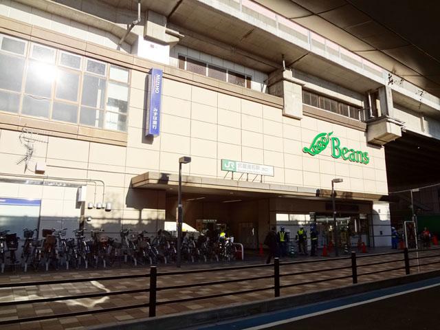 武蔵浦和駅のエリア情報2
