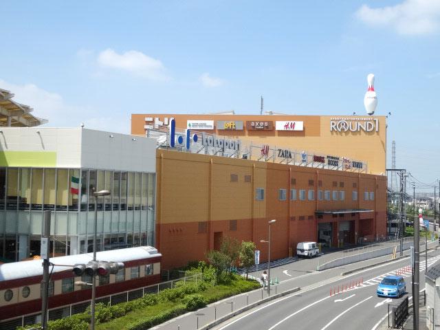 新三郷駅のエリア情報7