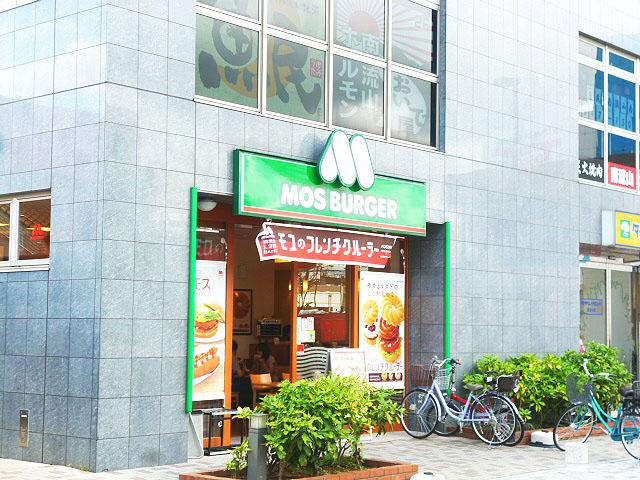 南流山駅のエリア情報7